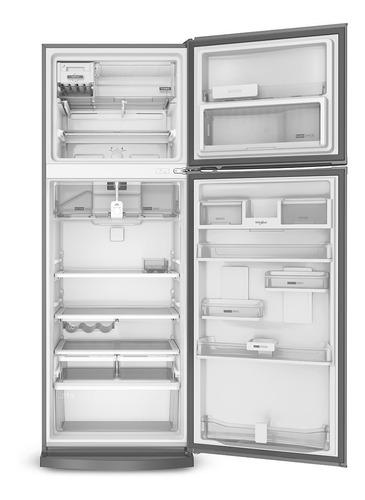 heladera con freezer no frost 530 lts inx - wrm57k1- 37-239