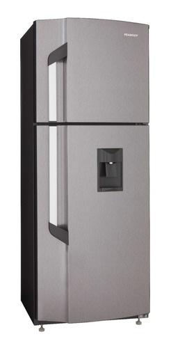 heladera con freezer no frost peabody dispenser 257 litros