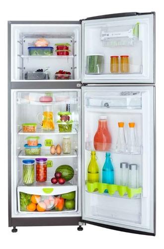 heladera con freezer peabody no frost con dispenser 257 l