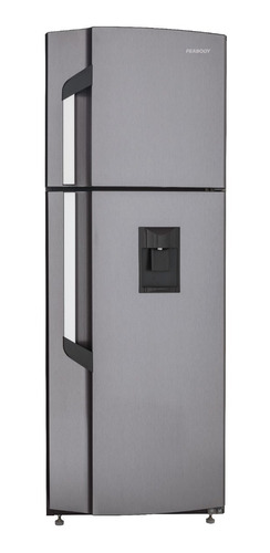 heladera con freezer peabody no frost + dispenser  292 lts