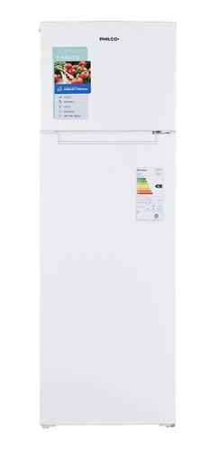 heladera con freezer philco phct320b 320 lts blanca ciclica