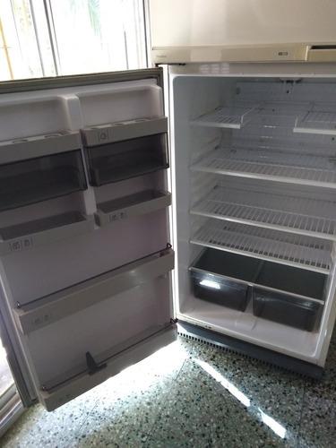 heladera con freezer whirlpool arb 357 - excelente