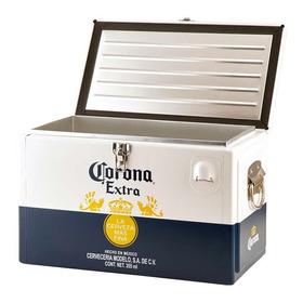 Heladera Conservadora Corona Portatil Cooler 20 Lts Cerveza