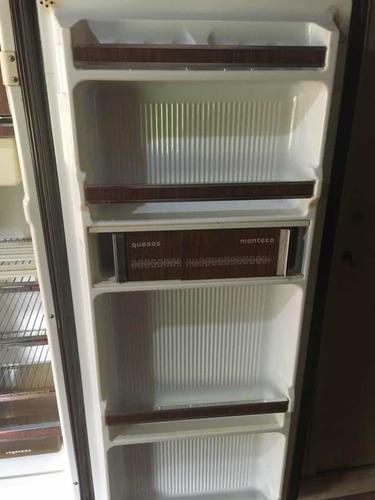 heladera de las antiguas, general electric