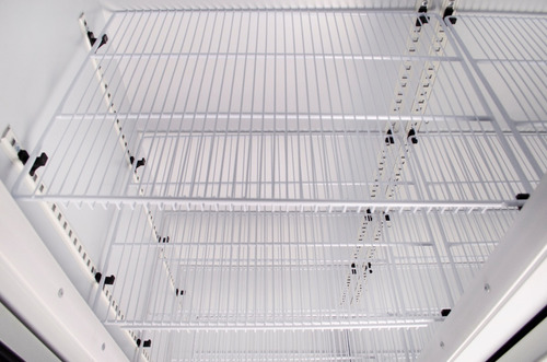 heladera exhibidora vertical 2 ptas polartik