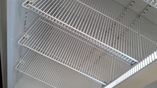 heladera exhibidora vertical 2 puertas,