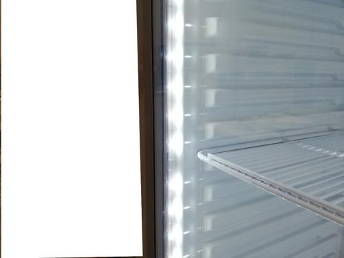 heladera exhibidora vertical briket 5000 premium ahora 12