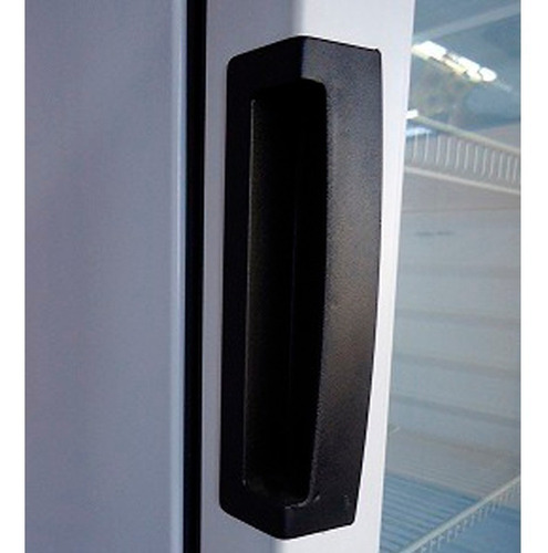 heladera exhibidora vertical inelro mt120 106 litros