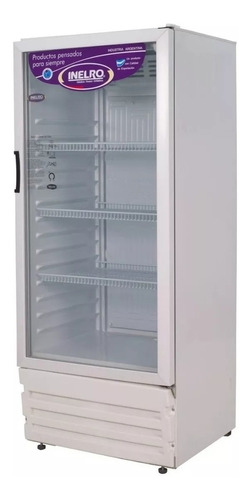 heladera exhibidora vertical inelro mt300 300 lt bebidas cuo
