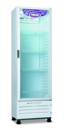 heladera exhibidora vertical inelro mt470 470 litros cuotas