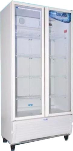 heladera exhibidora vertical teora 2 puertas tev 750 lts z/s