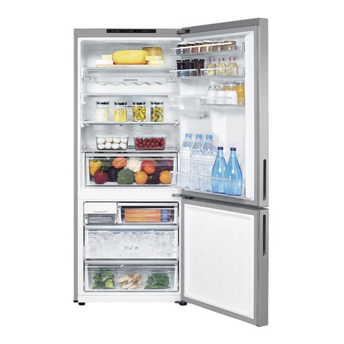 heladera freezer inferior con multi flow de 424l