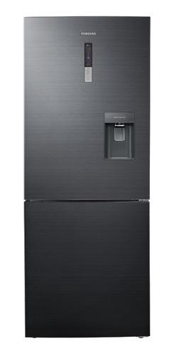 heladera freezer inferior con tecnología all around cooling