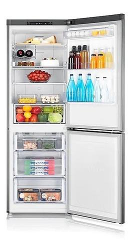 heladera freezer inferior de 311 l