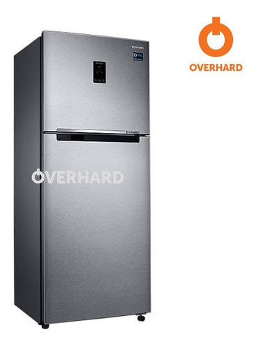 heladera freezer samsung rt35 no frost 362l silver