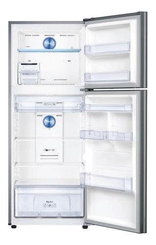 heladera freezer superior samsung no frost 362 l rt35k5532sl