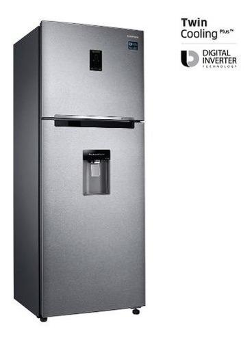 heladera freezer superior samsung no frost 382 l rt38k5932sl
