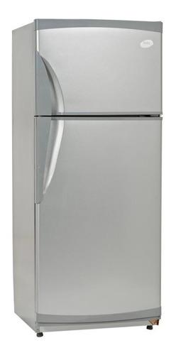 heladera gafa hgf357aw platinum gris freezer selectogar6