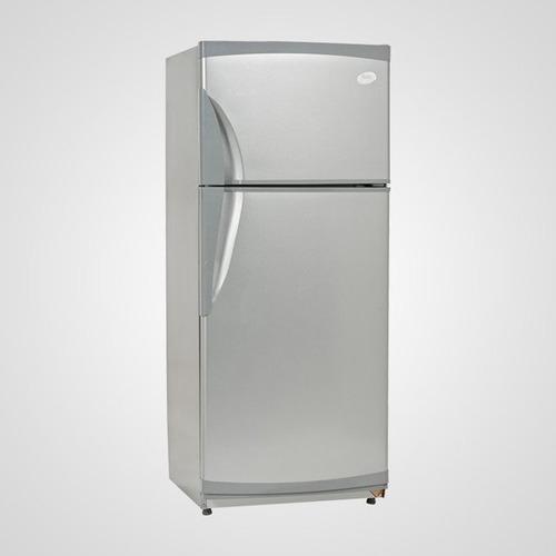 heladera gafa hgf367awp platinum con freezer