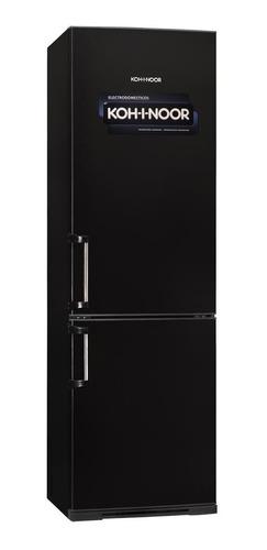 heladera kohinoor combi negra 2 motores kgb 4094/7 freezer