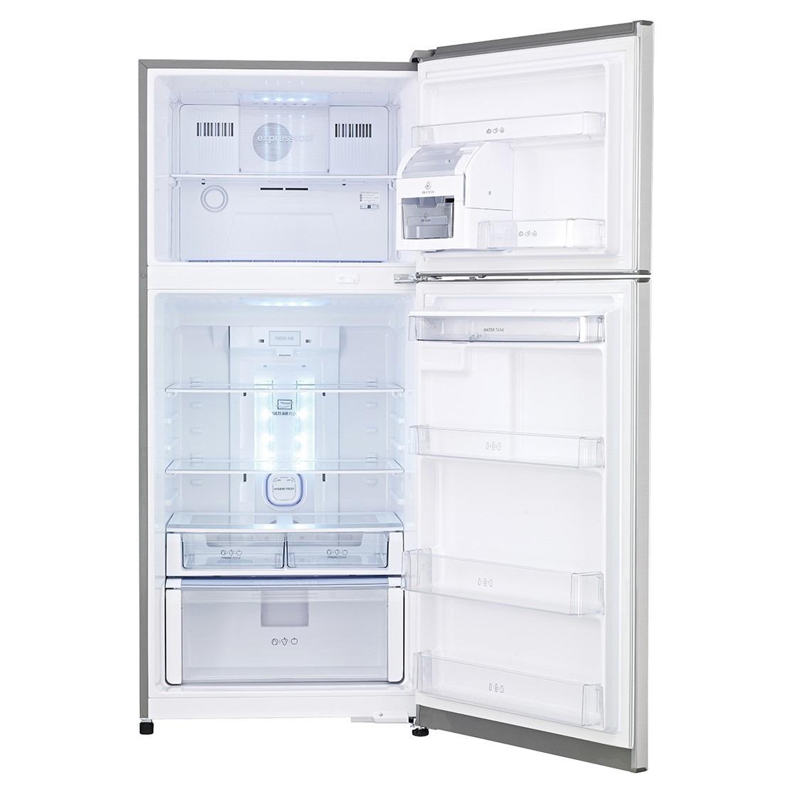 Heladera lg 46hgp 413 lts no frost dispensador de agua for No frost significato