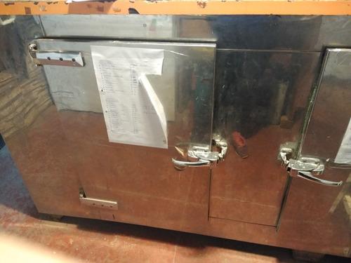 heladera mostrador a reparar