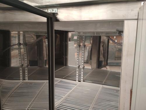 heladera mostrador bajo mesada 2.90 inyectado , 5 puertas