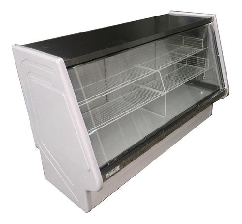 heladera mostrador exhibidora vitrina fiambrera, vision 190 gastroquil