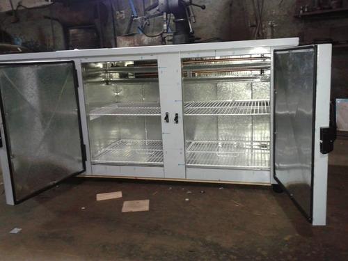 heladera mostrador nueva - somos fabricantes