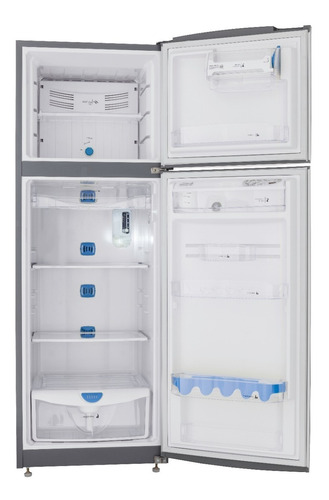 heladera no frost peabody con dispenser  292 l freezer tm300