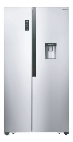 heladera no frost peabody side by side 516 lts doble puerta