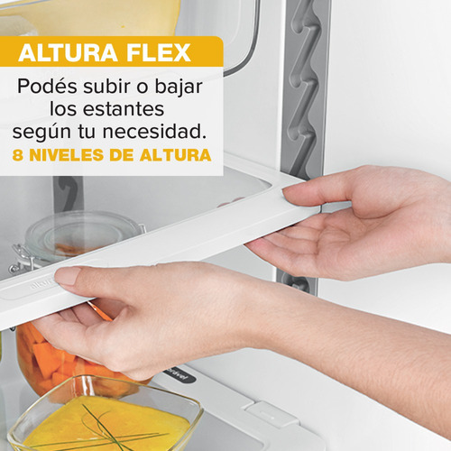 heladera no frost whirlpool 361 lts wrm38hb
