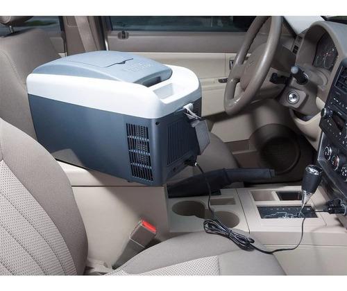 heladera p/auto sistema termoeléctrico black & decker bdc-6l