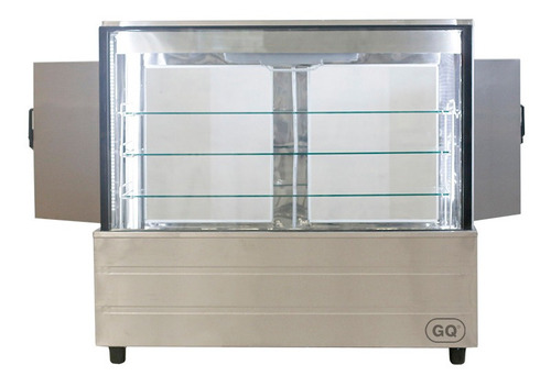heladera pecera confitera single 150  para tortas