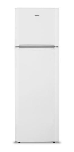 heladera philco con freezer blanca 340lts phct340b luz pce