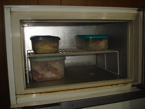 heladera philips con freezer