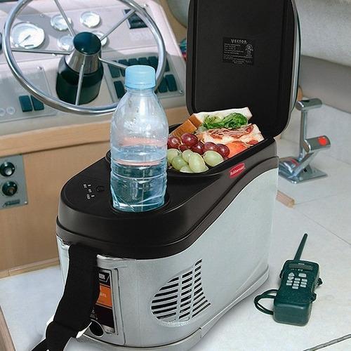 heladera portatil b&d frio/calor 6lt 12v bdc204-la 1año gtia