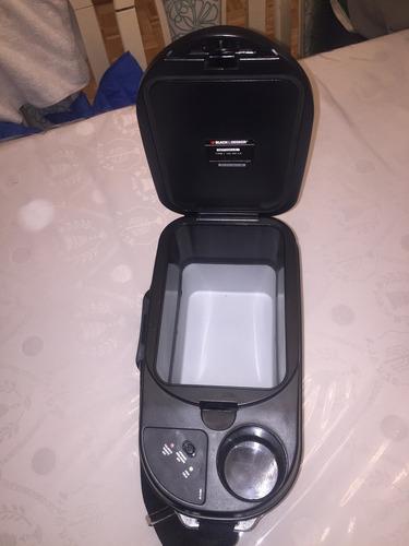 heladera portatil black&decker frío/calor