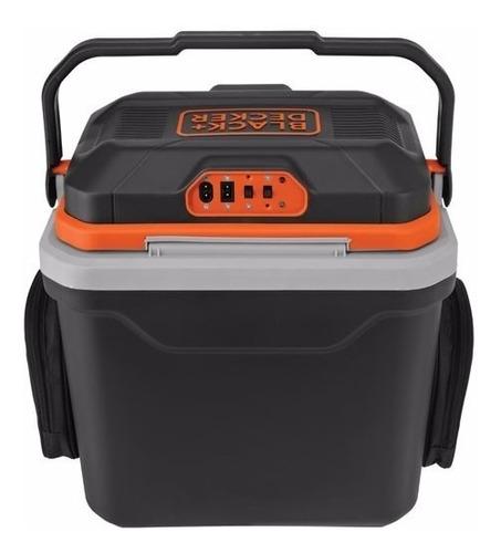 heladera portatil electrica auto 24l 12/220v black & decker