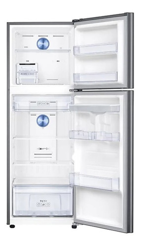 heladera samsung con freezer superior twin cooling plus 320l