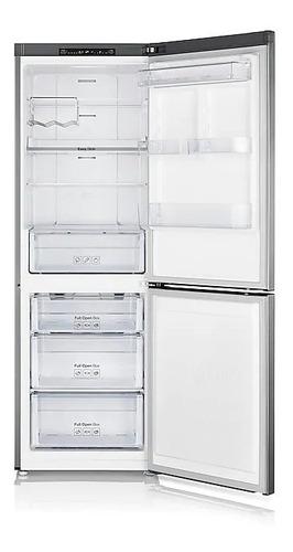 heladera samsung freezer inferior de 311 l