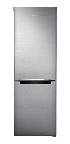 heladera samsung freezer inferior de 311 l rb30k3010ss