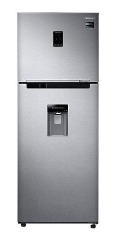 heladera samsung inverter no frost con dispenser rt38 silver
