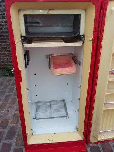 heladera siam año 1960 funcionando