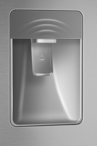 heladera siam no frost 358 lts dispenser clase a hsi-nt30xd
