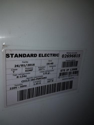 heladera standard electric