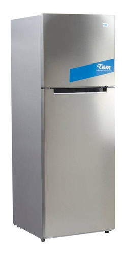 heladera tem 200lts acero frío seco turnf 290s mi casa