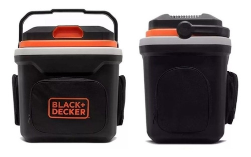 heladera termoelectrica 24 litros black & decker bdc24l