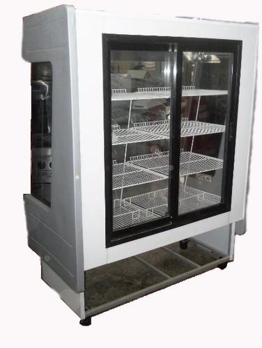 heladera vertical 2 puertas corredizas