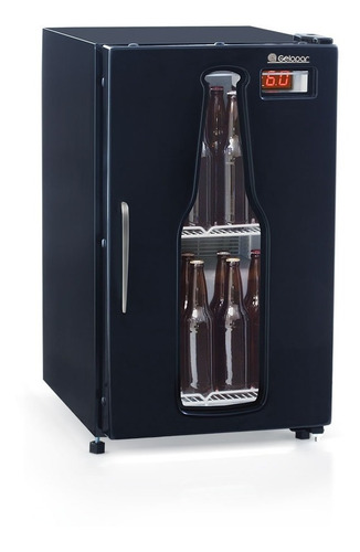 heladera vertical cerveza bebidas gelopar 112 lts 96 latas